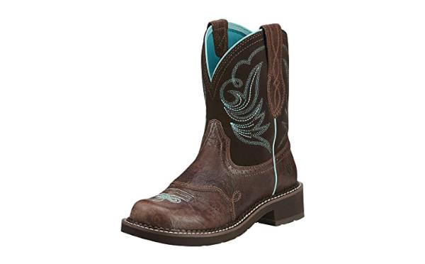 Most Comfortable Women's Cowboy Boots
